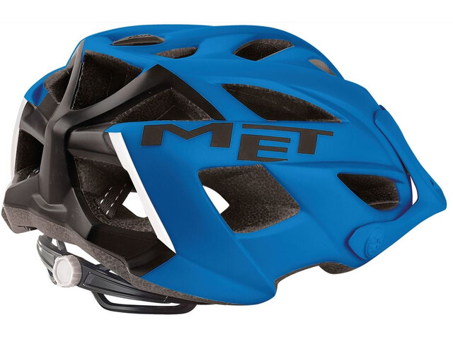 MET Terra Helm matt blue/black